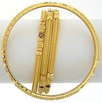 Trendy Gold Bracelets
