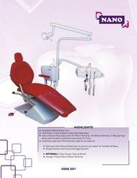 Hydraulic Dental Chair Unit Nano