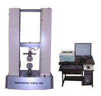 WDW Universal Testing Machine