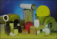 Filters For Earth Moving & Construction Machinery