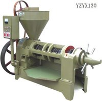 YZYX130 Series Spiral Oil Press