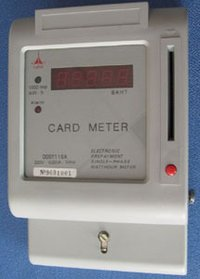 Single Phase IC Static Meter
