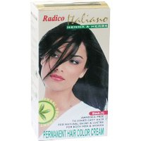 Italiano Black Hair Color Cream