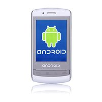 9500 Google Android System WIFI JAVA Touch Screen Cell Phone