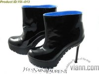 Laurent High-Platform Boots