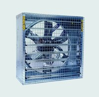 Em36-Exhaust Fan 36inch Dia With Shutter
