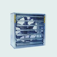 EM30-EXHAUST FAN 30INCH DIA WITH SHUTTER