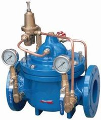 Emergency Close Valve