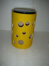 Solar Yellow Ceramics Light