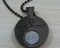 Zinc Power Balance Pendant