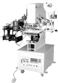 Computerized Auto Hot Stamping Machine For Cloth