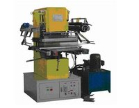 Hydraulic Worktable Self-In/Out Hot Stamping Machine