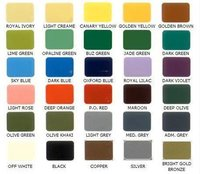 Electrostatic Standard Powder Coating Paint