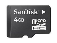 Full Capacity Micro SD Card Memory Card 4GB