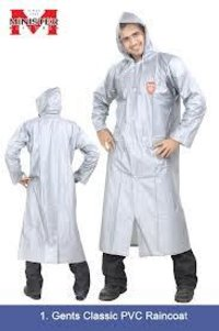 Gents Classic PVC Raincoat