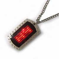 LED Pet Necklace