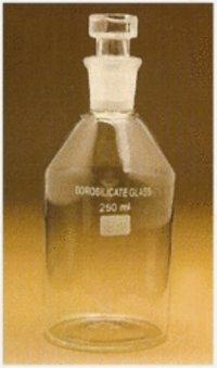 Reagent Bottle Glass Borosilicate