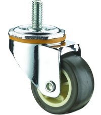 Thermoplastic Rubber (IV 14) Caster Wheel