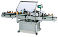 CVC High Speed Wrap Around Labeling Machine