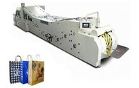 High Speed Square Bottom Paper Bag Machine