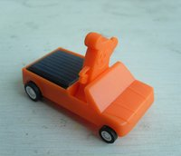 Mini Solar Toy Car