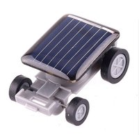 Mini Solar Toy Cars