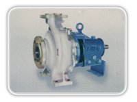Ci Rubber Lined Pump