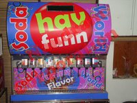 Soda Hub Machine