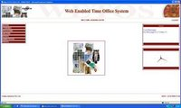 Web Based Time Office Software