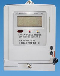 Single Phase Multi-Function Electronic Meter