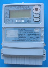 Three Phase Four (Three) Wire Multi-tariff Electronic Meter