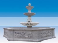 Garden Marble Water Fountain