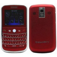 Mini 9000C Quad Band Qwerty Mobile Phone With Magic Voice
