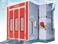 Launch Spray Booth