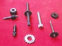 Worm And Work Wheel Sprocket