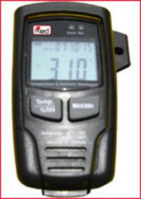 Temperature / Rh Data Logger