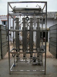 Multi Column Distillation Plant