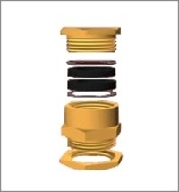 Siemens Type Cable Glands