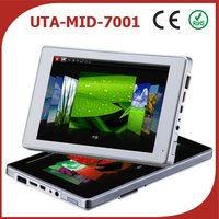 7inch Tablet PC With Android OS&Window 6.0,WIFI