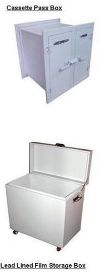 Cassette Four Door Pass Box & Lead Box