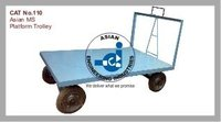 Asian MS Platform Trolley