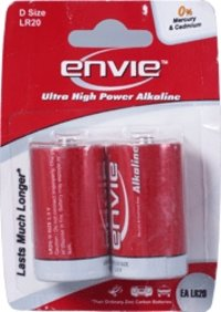 Alkaline D Size Batteries