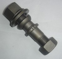 Automotive Wheel Bolt For Trucks And Trailer