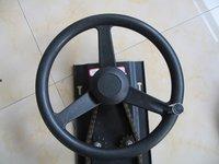 Compactor P.U Wheel