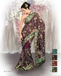 High Fashion Designer Saree
