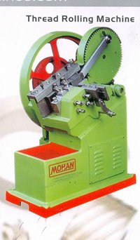 Rolling Thread Machinery