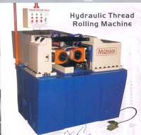 Hydraulic Thread Rolling Machine