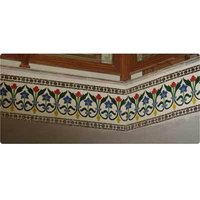 Border Design Glass Tiles