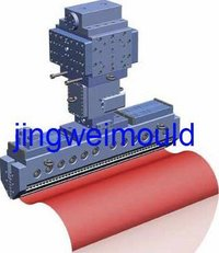 Sheet Extrusion Moulds