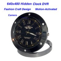 Eyespychina 640*480 Clock Style Digital Video Recorder